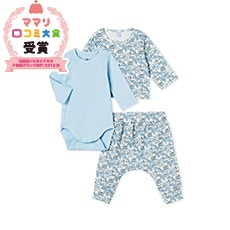 プチバトー(Petit Bateau)の子供服