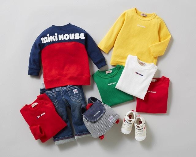 ミキハウス(MIKI HOUSE)の子供服 1枚目